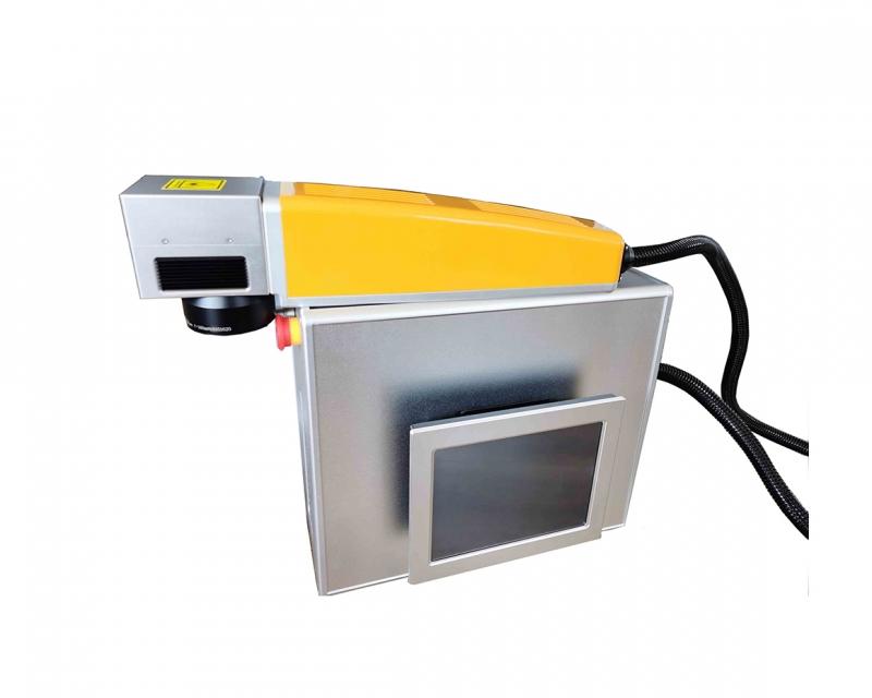便携式光纤激光打标机