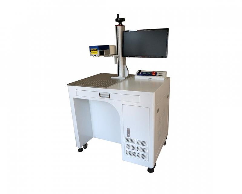 动态聚焦光纤激光打标机