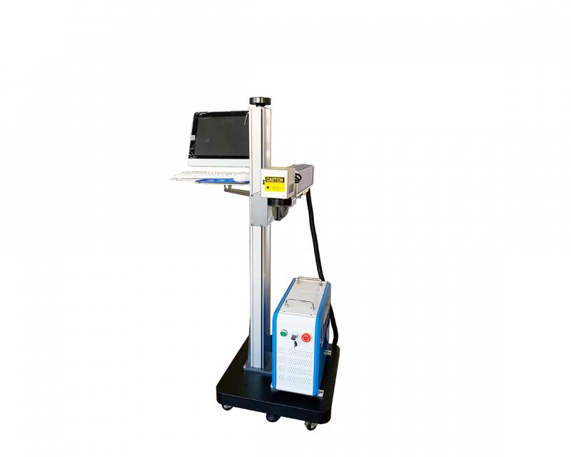 二氧化碳激光打标机co2JZ-F30-3