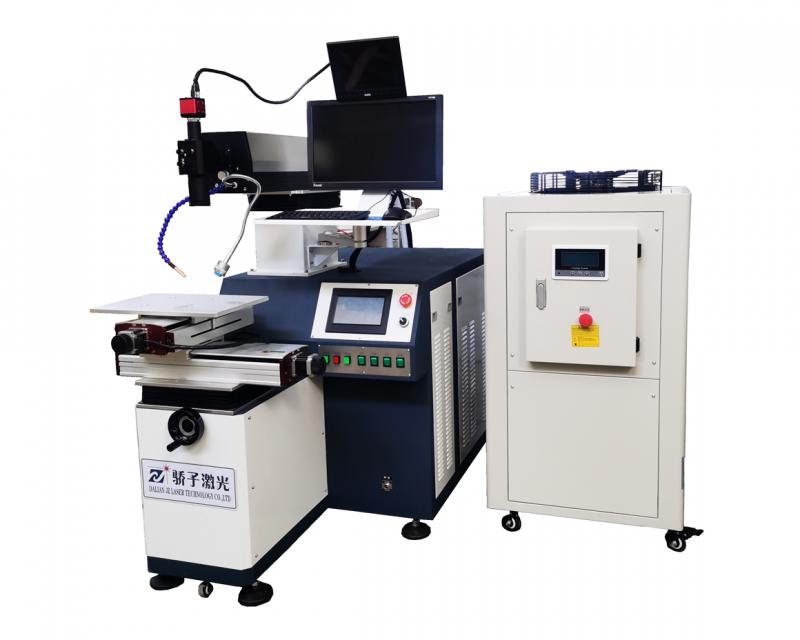 激光焊接机JZ-HD600